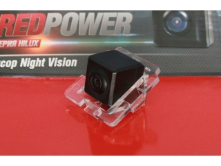 Камера заднего вида RedPower MIT105 AHD для Mitsubishi Outlander XL (05+), Citroen C-Crosser (07+), Peugeot 4007 (07+),