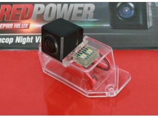 Камера заднего вида RedPower MIT106 AHD для Mitsubishi Lancer (2007-13)