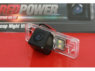 Камера заднего вида RedPower NIS094 AHD для Nissan Qashqai, X-Trail, Pathfinder, Note, Juke