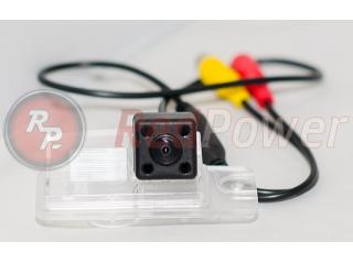Камера заднего вида RedPower NIS346 AHD для Nissan X-Trail New (14+)