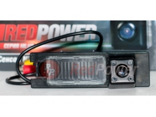 Камера заднего вида RedPower OPL085 AHD для Opel Astra H (04-09), Astra J (09+), Insignia (08+), Zafira (06-12), Chevrolet Cobalt (03+)