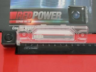 Камера заднего вида RedPower REN163 AHD для Renault Koleos (08+)