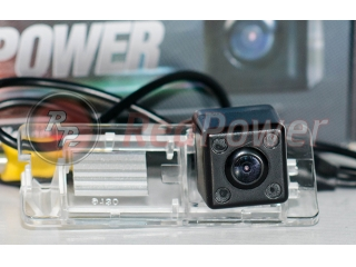 Камера заднего вида RedPower REN221 AHD для Renault Duster (10+), Fluence (09+), Latitude