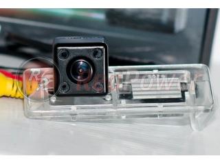 Камера заднего вида RedPower REN301 AHD для Renault Megane (08+)