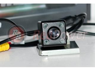 Камера заднего вида RedPower REN341 AHD для Renault Duster (2010+)