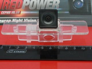 Камера заднего вида RedPower SUB190 AHD для Subaru Legacy (седан)