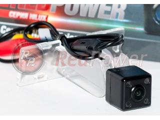 Камера заднего вида RedPower SUZ139 AHD для Suzuki Swift (2004-10)