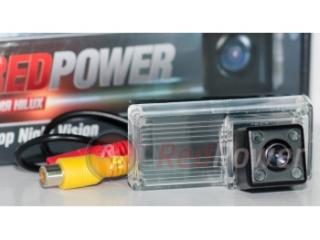Камера заднего вида RedPower TOY169 AHD для Toyota LC Prado 120 запаска под днищем, Toyota LC 100 (2002-09)