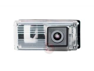 Камера заднего вида RedPower TOY169P Premium для Toyota LC Prado 120 запаска под днищем, LC 100 (2002-09)