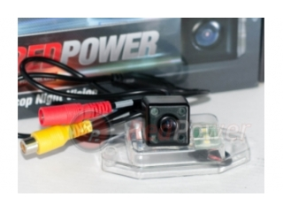 Камера заднего вида RedPower TOY171 AHD для Toyota LC Prado 120 запаска на задней двери (2002-09)