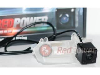 Камера заднего вида RedPower TOY308 AHD для Toyota RAV4 (2013+), Prius (12+)