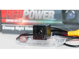 Камера заднего вида RedPower VOL114 AHD для Volvo S80, S40, XC60, XC90 (2007+), Skoda Octavia tour