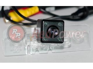 Камера заднего вида RedPower VW032 AHD для Skoda Octavia A5 (2009), Roomster, Ford Fusion (2002-12)