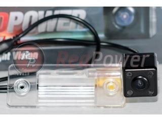 Камера заднего вида RedPower VW034 AHD для Volkswagen Touareg (-2011), Skoda Fabia (2007-12), Yeti (2009-12)