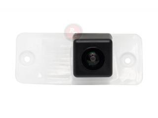 Камера заднего вида RedPower VW036P Premium для Volkswagen Jetta (2011+), Passat (2011+), Golf (2009+), Polo седан (до2013, 11), Skoda Octavia A7