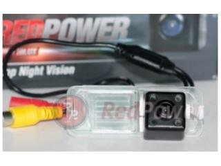 Камера заднего вида RedPower VW146 AHD для Volkswagen Golf 6 (2008-12), Passat (2011)