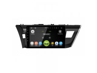 Штатная магнитола Roximo CarDroid RD-1103F для Toyota Corolla E160 с DSP процессором на Android 9