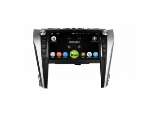 Штатная магнитола Roximo CarDroid RD-1107D для Toyota Camry V55 с DSP процессором на Android 9