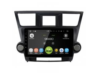 Штатная магнитола Roximo CarDroid RD-1122F для Toyota Highlander 2007-2013 с DSP процессором и 4G модемом на Android 10