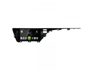 Штатная магнитола Roximo CarDroid RD-1129F для Toyota Camry V70 (для простых комплектаций) с DSP процессором на Android 9