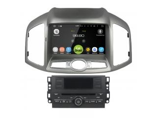 Штатная магнитола Roximo CarDroid RD-1303D для Chevrolet Captiva с DSP процессором на Android 9