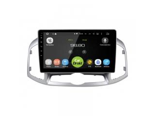 Штатная магнитола Roximo CarDroid RD-1303F для Chevrolet Captiva с DSP процессором и 4G модемом на Android 10