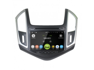 Штатная магнитола Roximo CarDroid RD-1305D для Chevrolet Cruze 2013-2016 с DSP процессором на Android 9