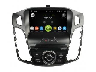 Штатная магнитола Roximo CarDroid RD-1701D для Ford Focus 3 с DSP процессором на Android 8.1