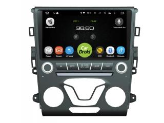 Штатная магнитола Roximo CarDroid RD-1703D для Ford Mondeo 5 2015 с DSP процессором на Android 8.1