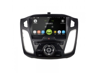 Штатная магнитола Roximo CarDroid RD-1705D для Ford Focus 3 2015+ с DSP процессором на Android 8.1