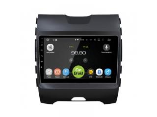Штатная магнитола Roximo CarDroid RD-1712F для Ford Edge с DSP процессором и 4G модемом на Android 10