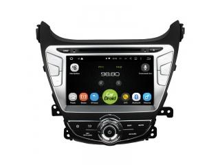 Штатная магнитола Roximo CarDroid RD-2006 для Hyundai Elantra 2014+ на Android 8.1