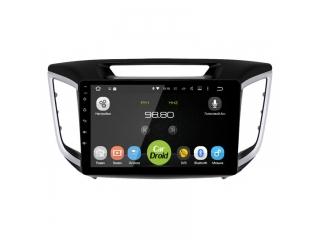 Штатная магнитола Roximo CarDroid RD-2010F для Hyundai Creta с DSP процессором на Android 9
