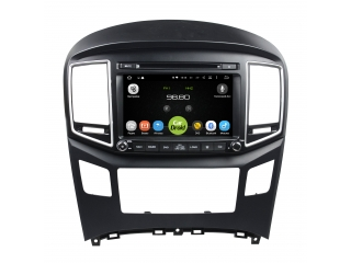 Штатная магнитола Roximo CarDroid RD-2017D для Hyundai Starex, H1 2016 с DSP процессором на Android 9