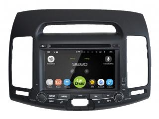 Штатная магнитола Roximo CarDroid RD-2018D для Hyundai Elantra 4 HD с DSP процессором на Android 9