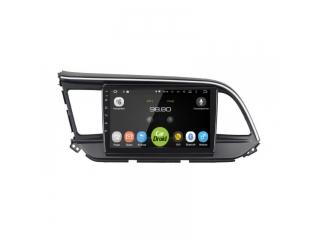 Штатная магнитола Roximo CarDroid RD-2026F для Hyundai Elantra 2019+ с DSP процессором и 4G модемом на Android 10