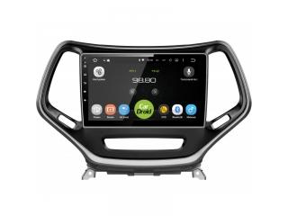 Штатная магнитола Roximo CarDroid RD-2202F для Jeep Cherokee с DSP процессором и 4G модемом на Android 10