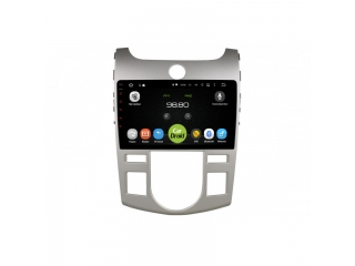 Штатная магнитола Roximo CarDroid RD-2321FA для Kia Cerato 2008-2013 (под климат) с DSP процессором на Android 9