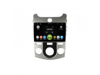 Штатная магнитола Roximo CarDroid RD-2321FM для Kia Cerato 2008-2013 (под кондиционер) с DSP процессором на Android 9