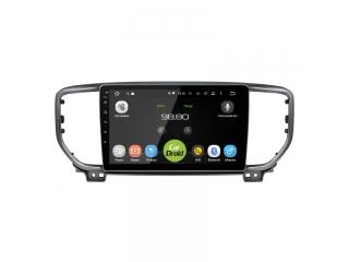 Штатная магнитола Roximo CarDroid RD-2329F для Kia Sportage 2018+ с DSP процессором на Android 9