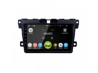 Штатная магнитола Roximo CarDroid RD-2402F для Mazda CX-7 с DSP процессором и 4G модемом на Android 10