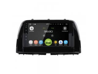 Штатная магнитола Roximo CarDroid RD-2410F для Mazda CX-5 2011-2014 с DSP процессором на Android 9