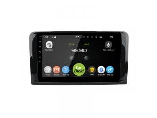 Штатная магнитола Roximo CarDroid RD-2504F для Mercedes Benz GL w164, ML w164 с DSP процессором и 4G модемом на Android 10