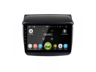 Штатная магнитола Roximo CarDroid RD-2605F для Mitsubishi Pajero Sport, L200 с DSP процессором на Android 9