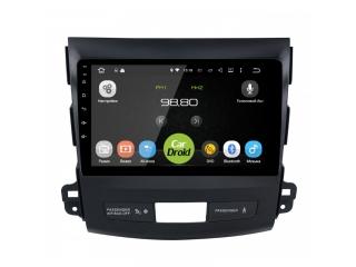 Штатная магнитола Roximo CarDroid RD-2606F для Mitsubishi Outlander XL, Peugeot 4007, Citroen C-Crosser с DSP процессором на Android 10