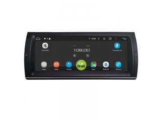Штатная магнитола Roximo RD-2701W для BMW 5er E39, X5 E53 с DSP процессором и 4G модемом на Android 9