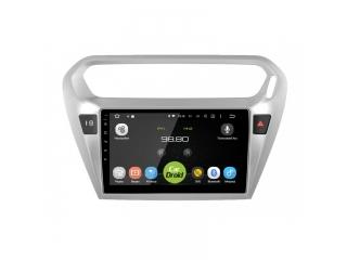 Штатная магнитола Roximo CarDroid RD-2904F для Citroen C-Elysee, Peugeot 301 с DSP процессором на Android 9