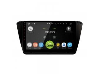 Штатная магнитола Roximo CarDroid RD-3205F для Skoda Superb с DSP процессором на Android 9