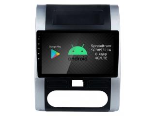 Штатная магнитола Roximo RI-1207 для Nissan X-Trail T31 2007-2015 c DSP процессором и 4G Sim на Android 10