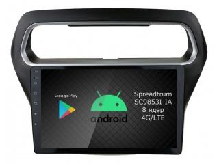 Штатная магнитола Roximo RI-1714 для Ford Escort на Android 9